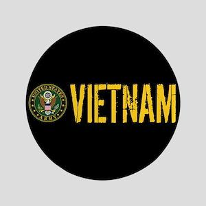 U.S. Army: Vietnam Button