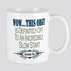 Slow Start Mugs