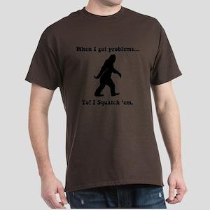 Squatch 'Em Dark T-Shirt