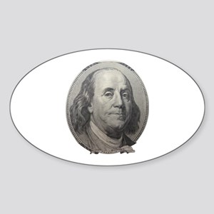 Benjamin Franklin Sticker