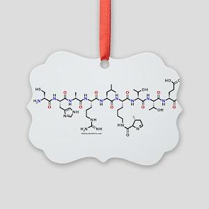 Charlotte molecularshirts.com Ornament