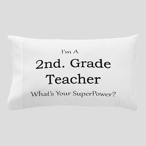 2nd. Grade Teacher Pillow Case