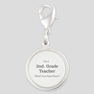 2nd. Grade Teacher Charms