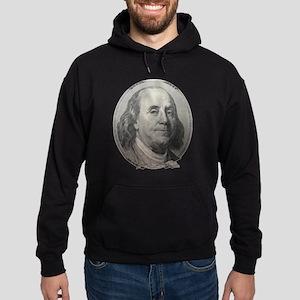 Benjamin Franklin Hoodie (dark)
