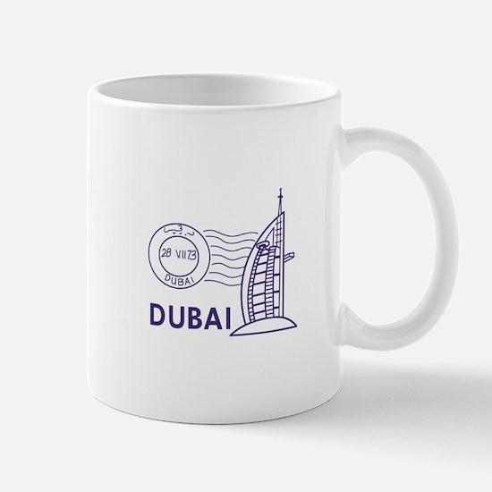 TRAVEL DUBAI Mugs