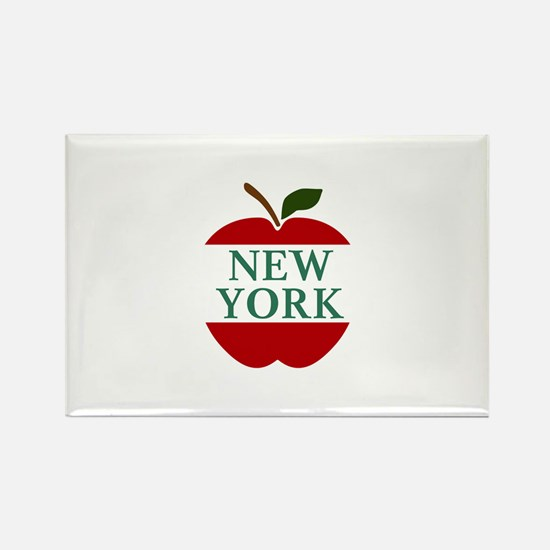 NEW YORK BIG APPLE Magnets