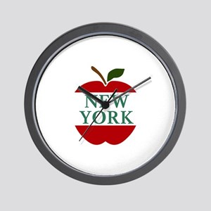 NEW YORK BIG APPLE Wall Clock