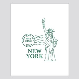 TRAVEL NEW YORK Posters