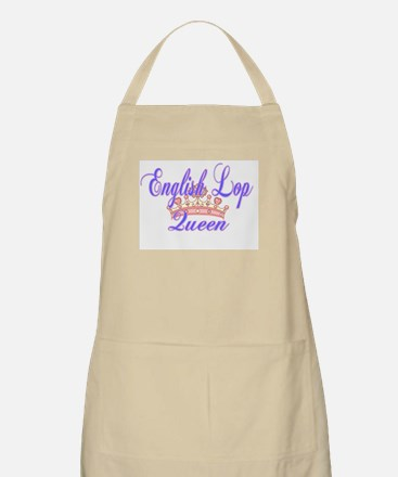 English Lop Queen Apron