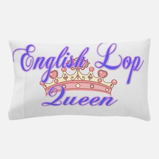 English Lop Queen Pillow Case