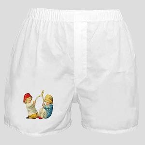 Wishbone Boxer Shorts