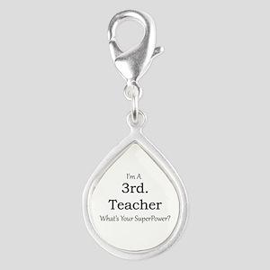 3rd. Grade Teacher Charms