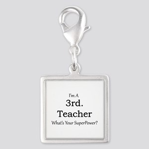 3rd. Grade Teacher Charms