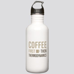 Coffee Then Thermodyna Stainless Water Bottle 1.0L