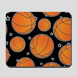 Basketball Star Pattern Mousepad