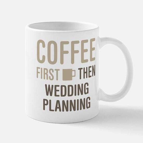 Wedding Planning Mugs