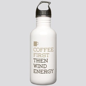 Coffee Then Wind Energ Stainless Water Bottle 1.0L