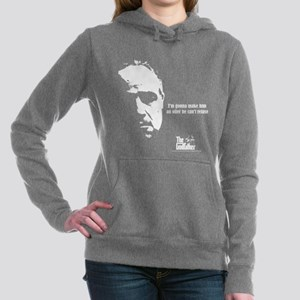 Can't Refuse - DARK Women's Hooded Sweatshirt