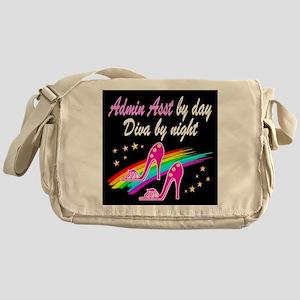 TOP ADMIN ASST Messenger Bag