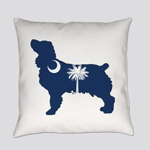 SC Boykin Spaniel Everyday Pillow