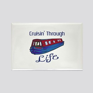 CRUISIN THROUGH LIFE Magnets