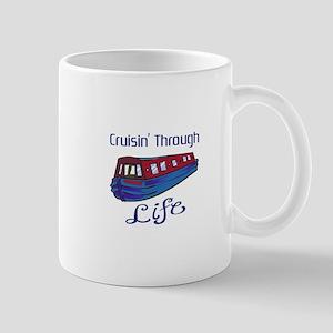 CRUISIN THROUGH LIFE Mugs