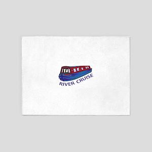 RIVER CRUISE 5'x7'Area Rug