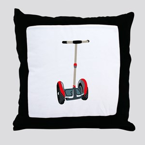 SEGWAY TRANSPORTATION Throw Pillow
