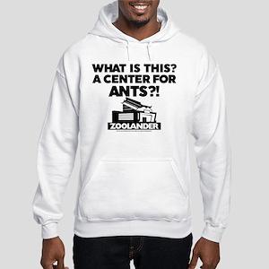 Center for Ants - Black Hooded Sweatshirt