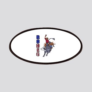RODEO BULL RIDER Patch
