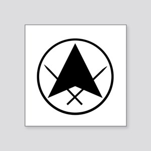 Cadwgan Bushcraft Logo Sticker