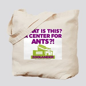Center for Ants - Color Tote Bag