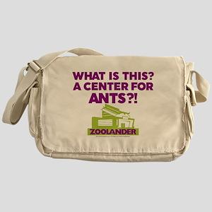 Center for Ants - Color Messenger Bag