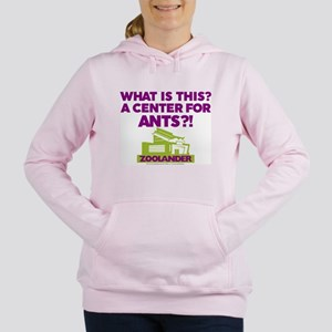 Center for Ants - Color Women's Hooded Sweatshirt
