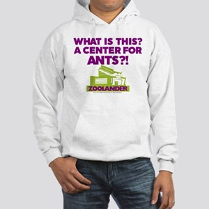 Center for Ants - Color Hooded Sweatshirt