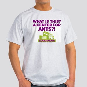 Center for Ants - Color Light T-Shirt