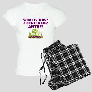 Center for Ants - Color Women's Light Pajamas