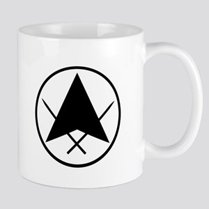 Cadwgan Bushcraft Logo Mugs