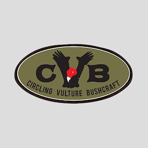 CVB Olive Patch Patch