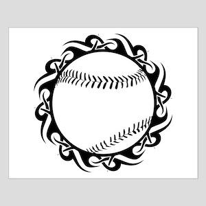 tribal baseball Posters