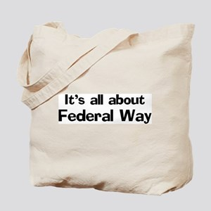 About Federal Way Tote Bag