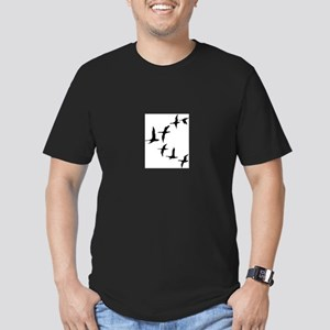 DUCKS IN FLIGHT T-Shirt