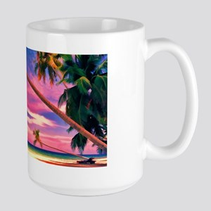 Dreamlike Maldives Mugs