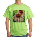 Bumblebee on Purple Illinois Coneflower T-Shirt