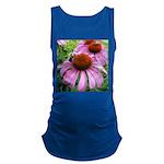 Bumblebee on Purple Illinois Coneflower Maternity