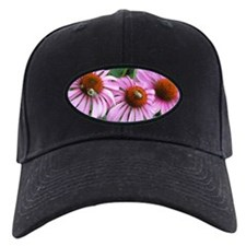 Bumblebee on Purple Illinois Coneflower Baseball H