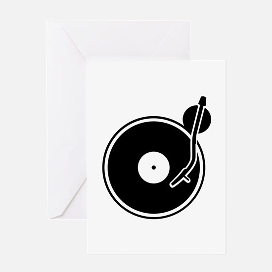 Vinyl Greeting Cards