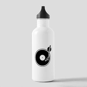 Vinyl Water Bottle