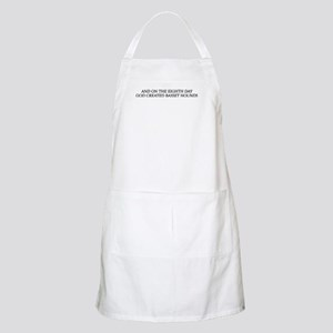 8TH DAY Basset BBQ Apron