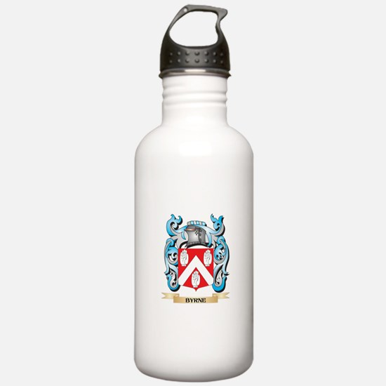 Byrne Coat of Arms - F Water Bottle